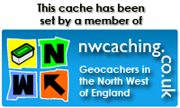 This cache has been set by a member of nwcaching.co.uk